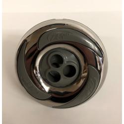 LA Jet - Triple Port - Roto - Stainless - 3 Inch - Screw Thread