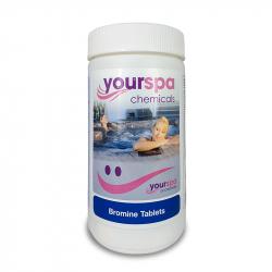 Bromine Tablets- 1kg