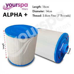 Filter - ALPHA PLUS