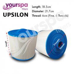 Filter - UPSILON