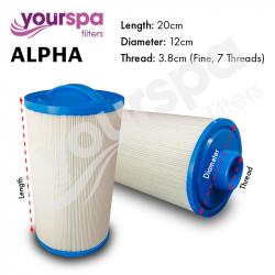 Filter -  ALPHA