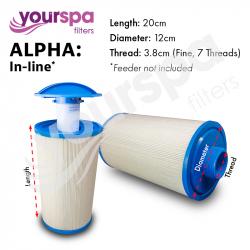 Filter - ALPHA (DL - Feeder)
