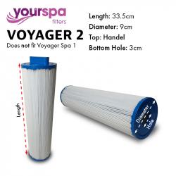 Filter Voyager 2