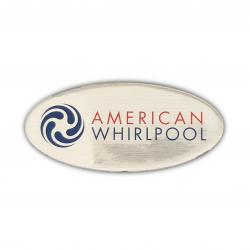 Overlay - American Whirlpool Sticker