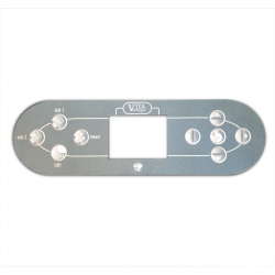 Overlay Vita Spas TP800 9 Button