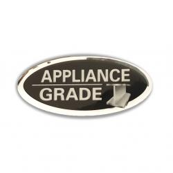 Overlay - Appliance Grade Sticker