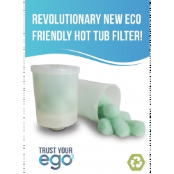 EGO3 Filter - Option 4 (5cm Course Thread)