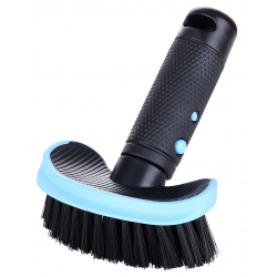 Yourspa Deluxe Brush & Rubber Handle