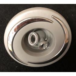 Jet - LA Spas - 4.5 Inch - Two Tone - Twin Port Roto