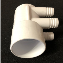 Pipe - Manifold - 2 Inch - 4 Port (Capped)