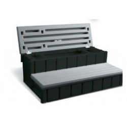 Leisure Accents Spa Steps (with storage)