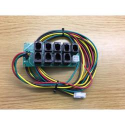 PCB - LED - Junction Board