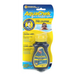 Test Strips - Aquachek Yellow (Chlorine)