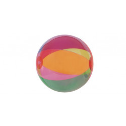 "Beach Ball 16"" Transparent"