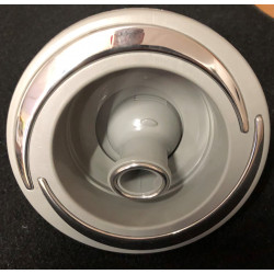 Jet - LA Spas - 4.5 Inch - 2 Tone - Swirl